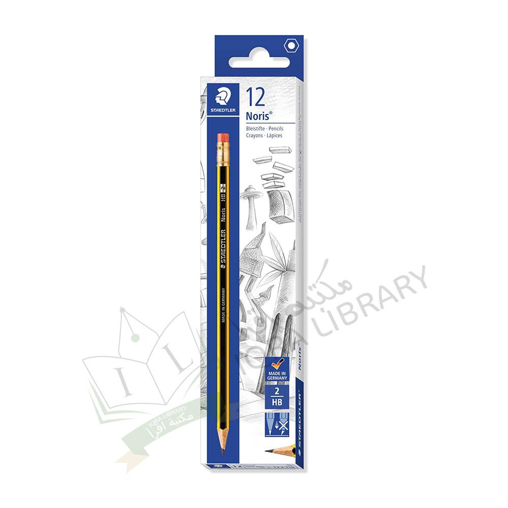 Staedtler-Noris-HB2-Pencil-122-HBA-12Piece